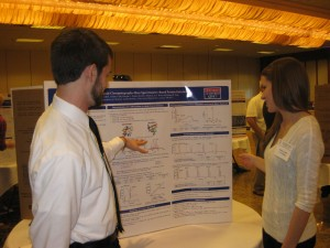 Poster Session at the ANACHEM/SAS Symposium